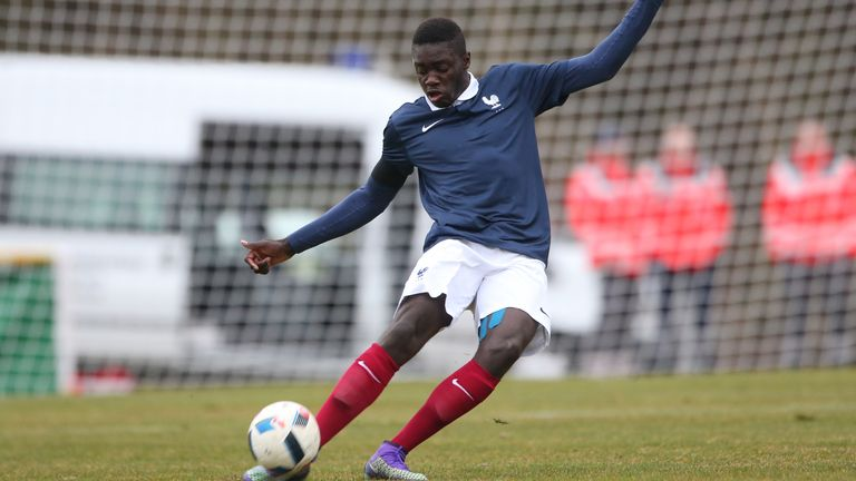 Upamecano has 15 caps for the French U21 side