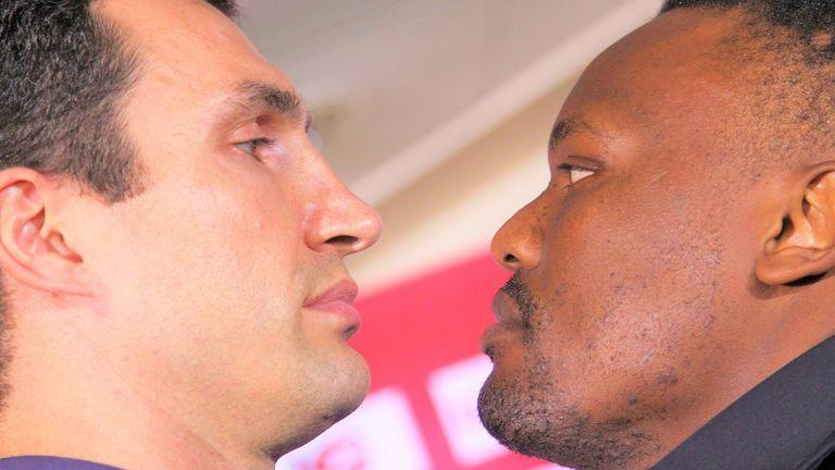 Klitschko was due to face Britain's Derek Chisora in Mannheim