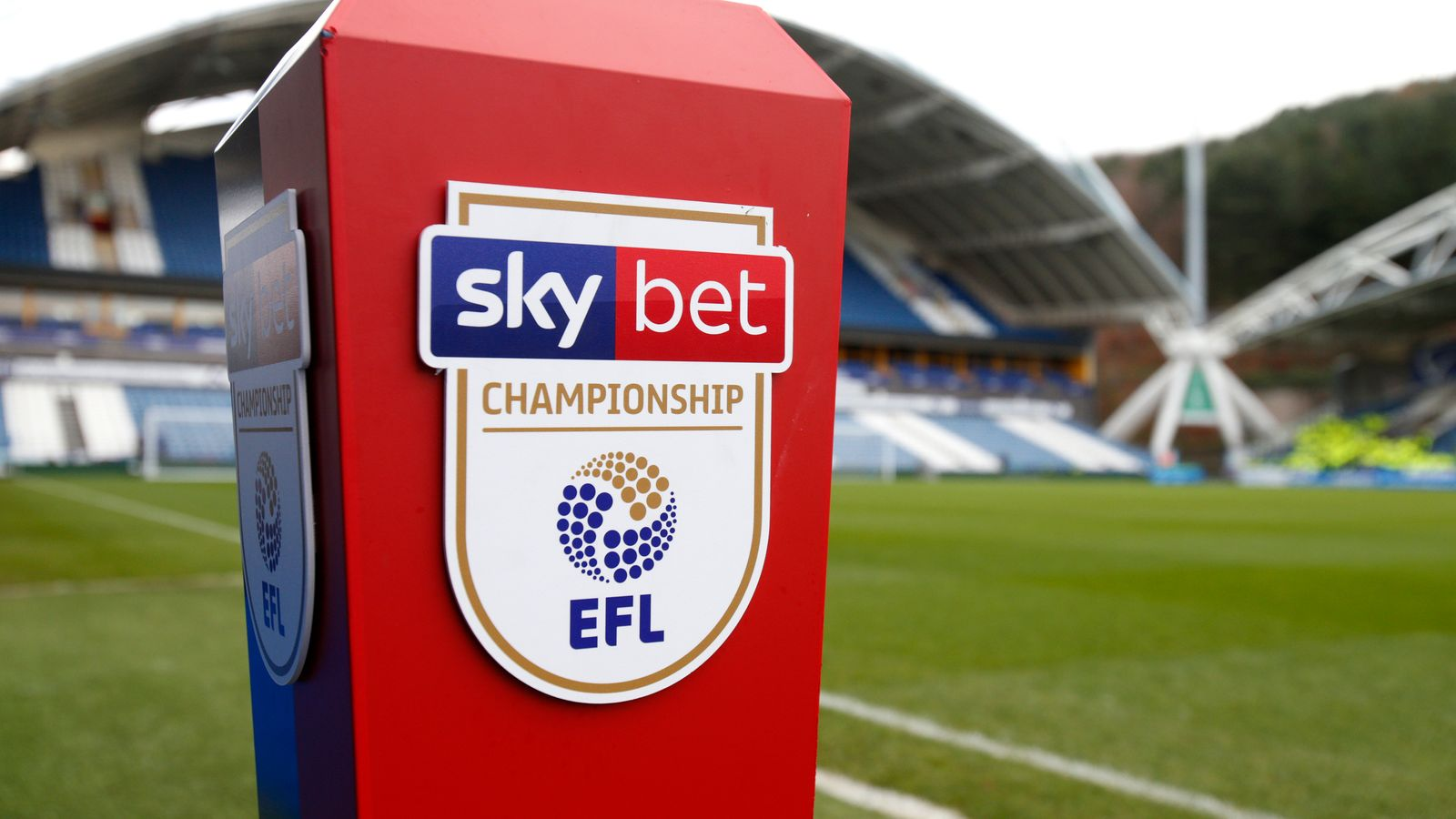 Championship: Two people at one club test positive in first coronavirus testing round