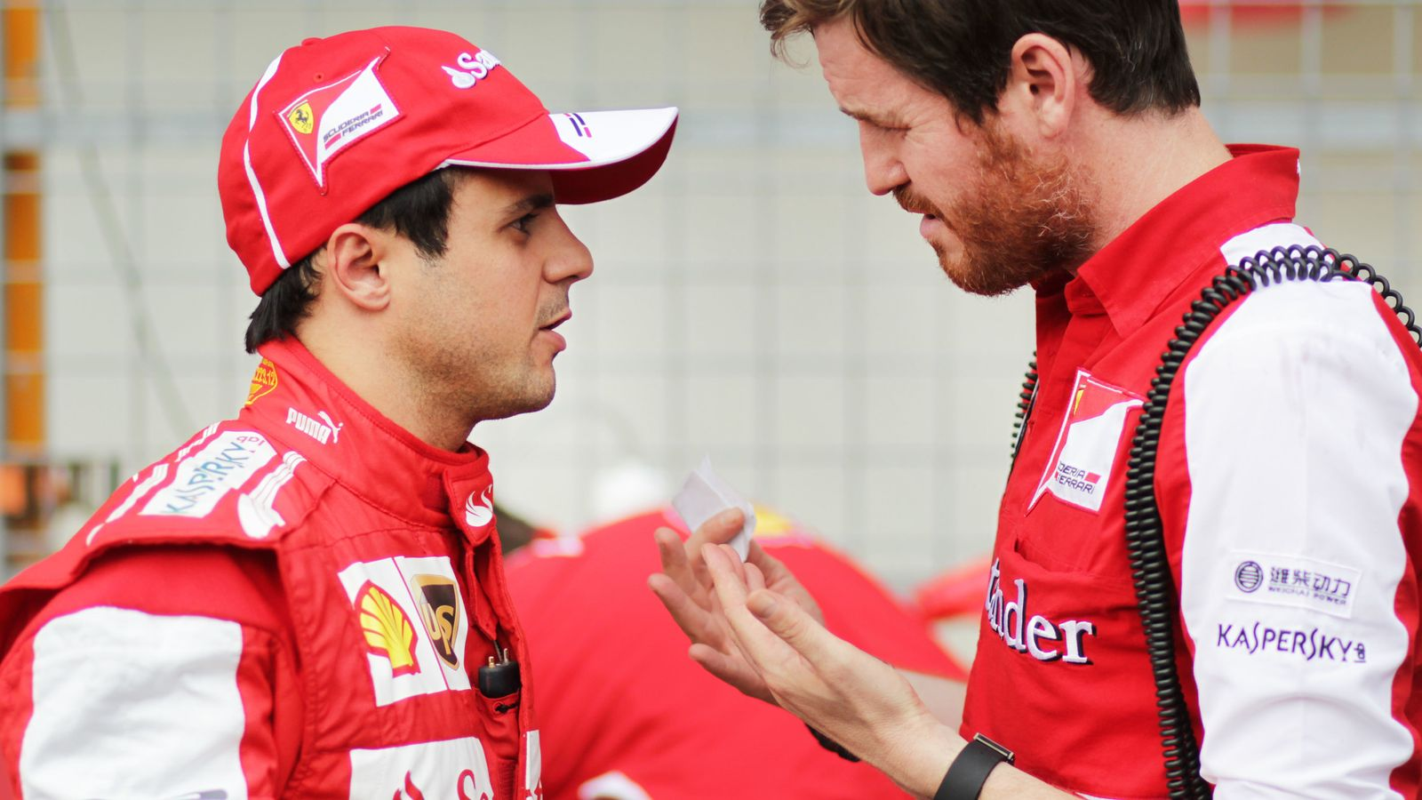 Sky F1 Vodcast : Felipe Massa and Rob Smedley on Ferrari  religion  and why team are  completely different