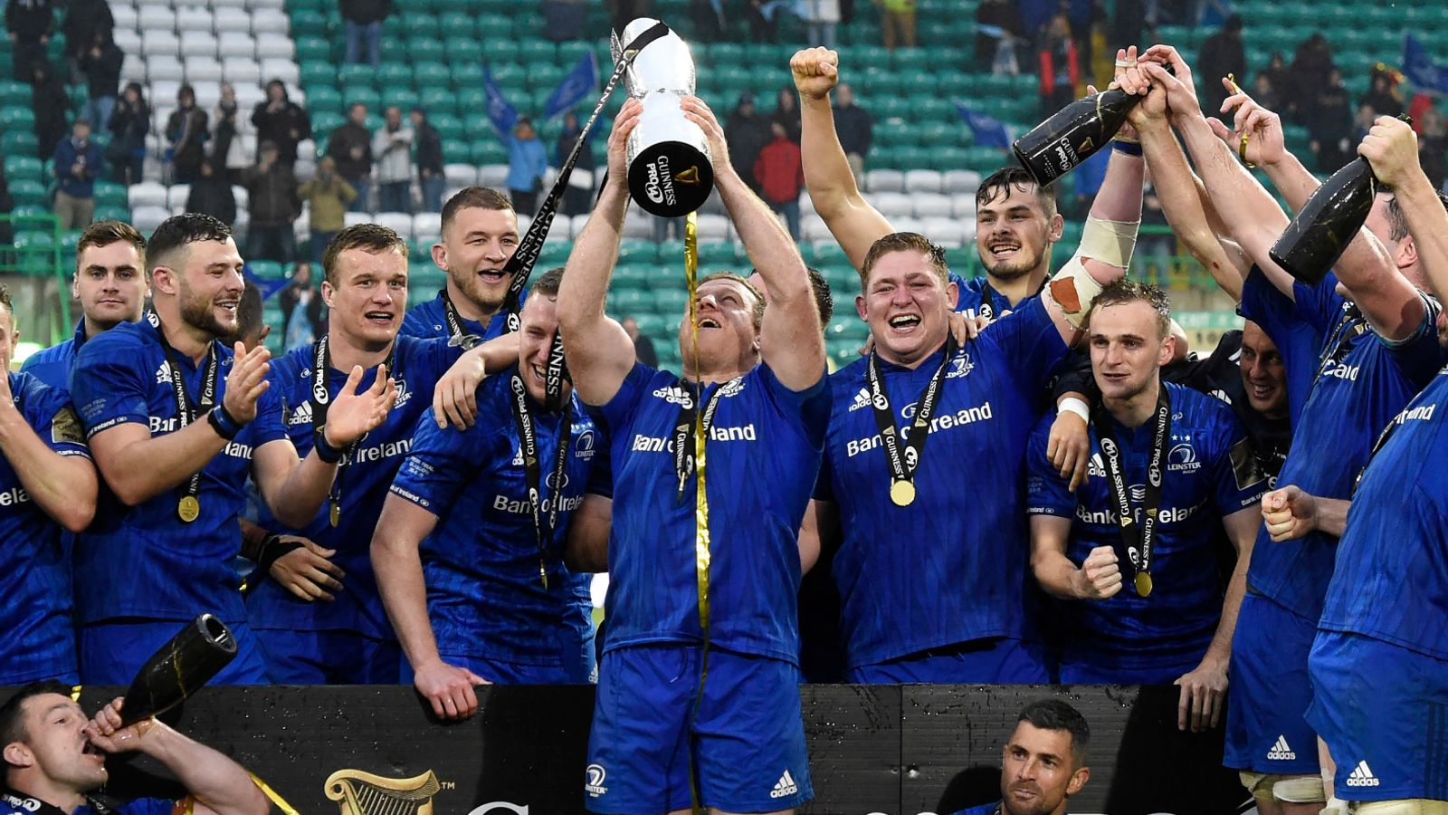 Pro14 secures CVC Capital Partners investment