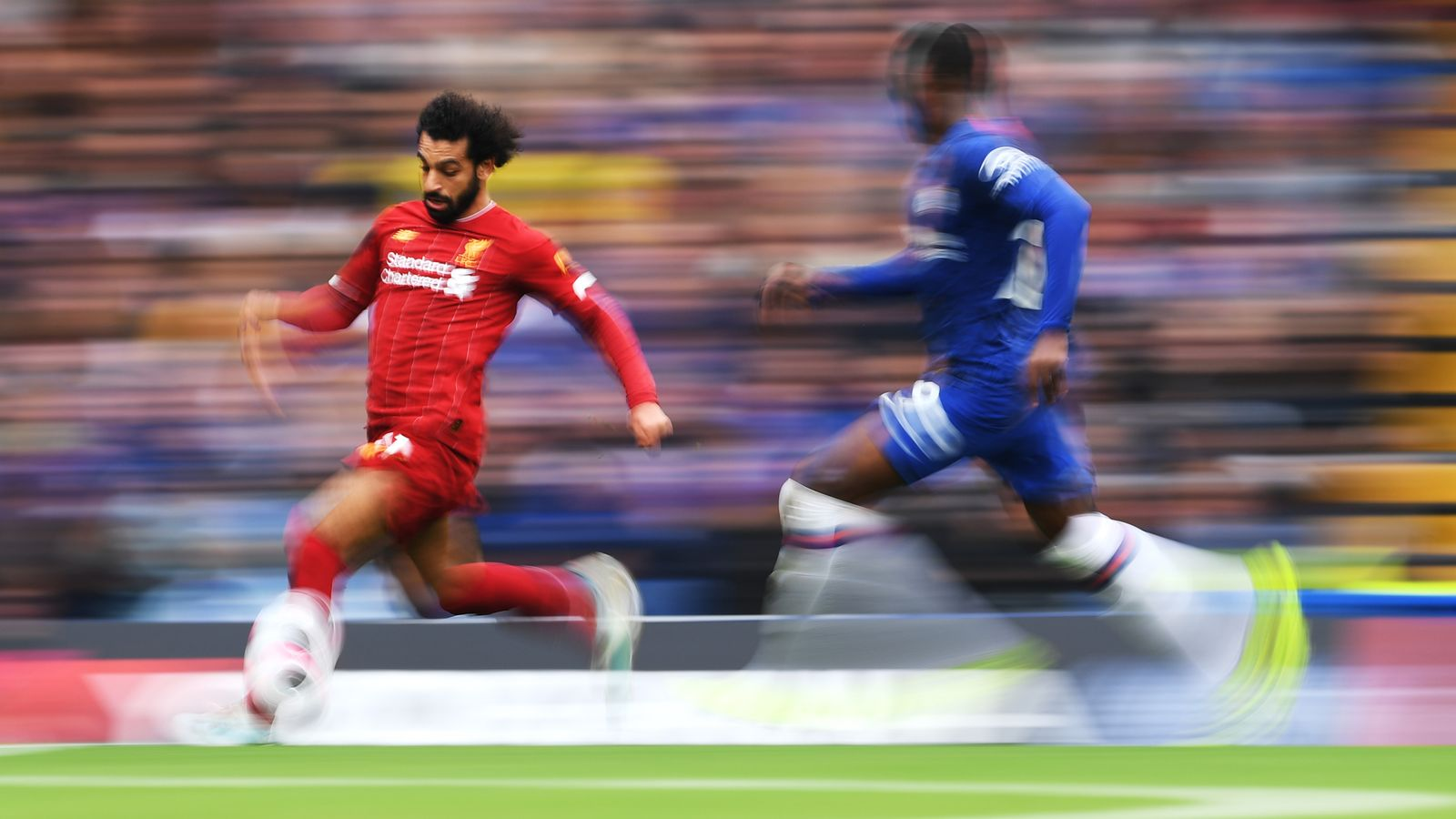 Premier League running stats this season revealed