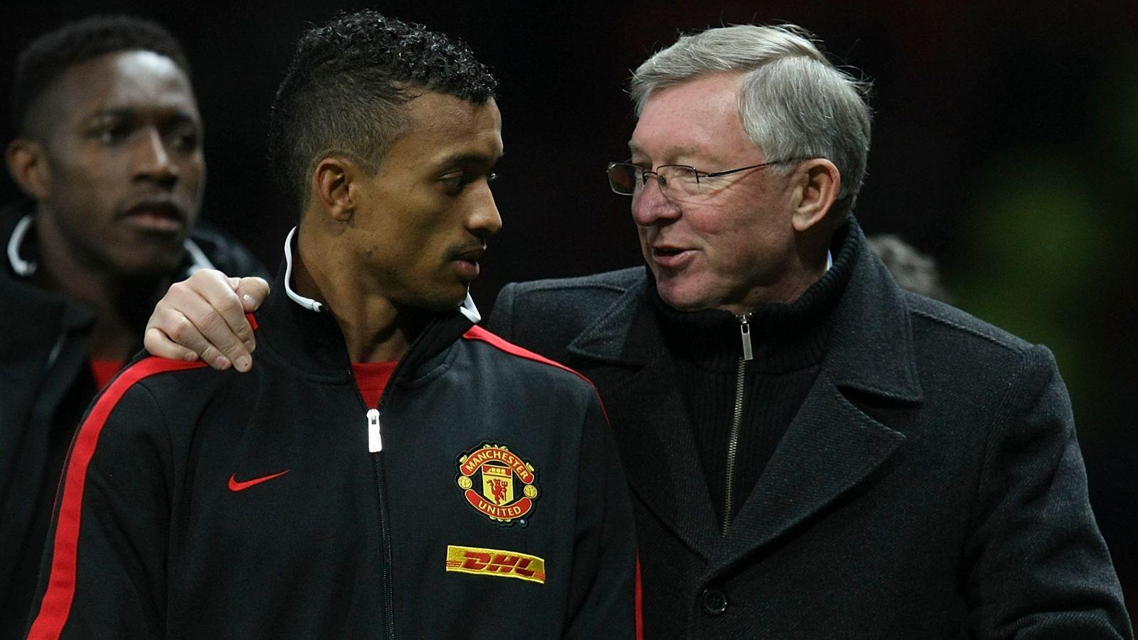 Man Utd: Sir Alex Ferguson 'me asustó' al principio, dice Nani   Noticias de futbol 17