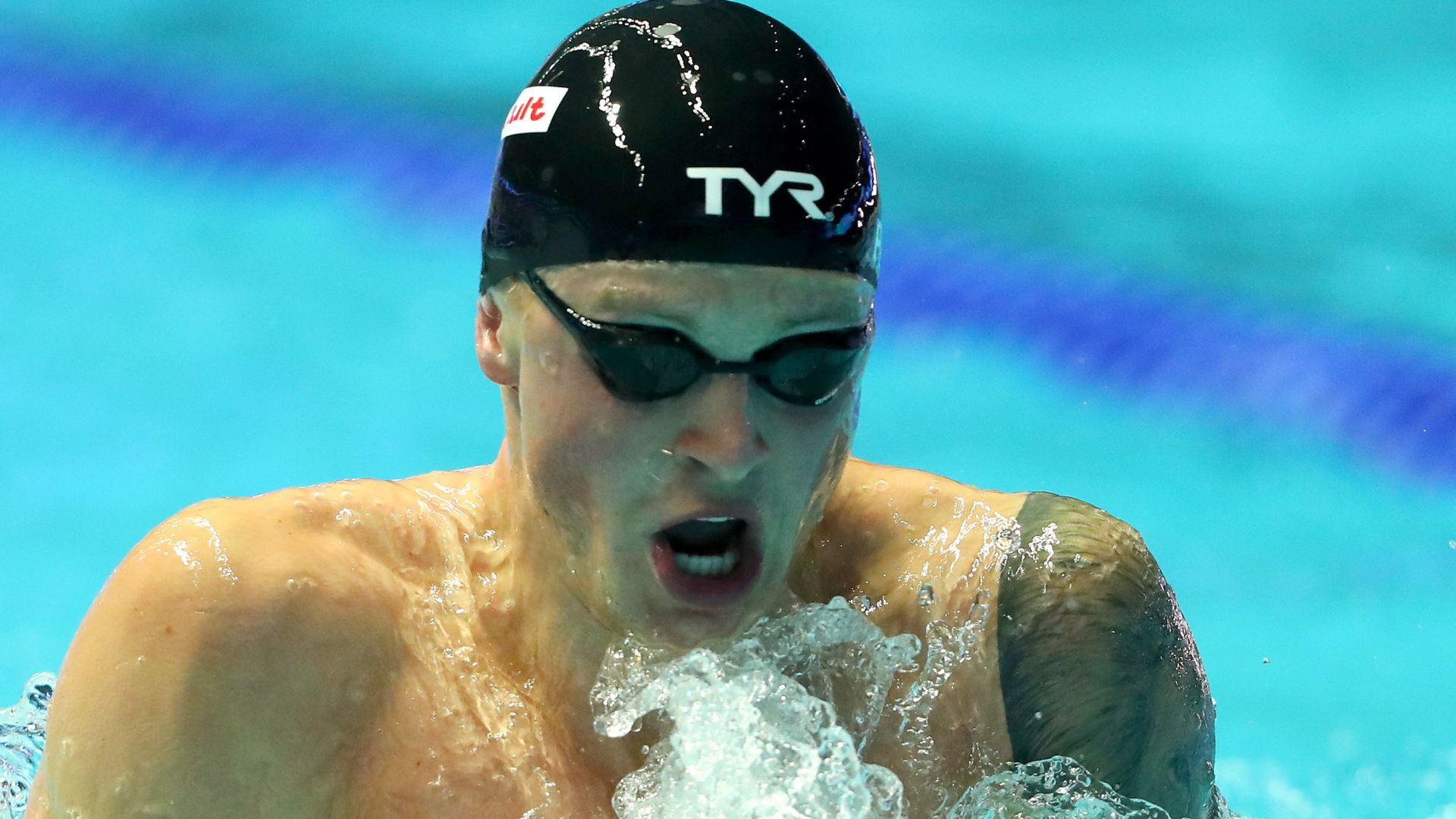 Peaty: Lockdown training could help me win gold