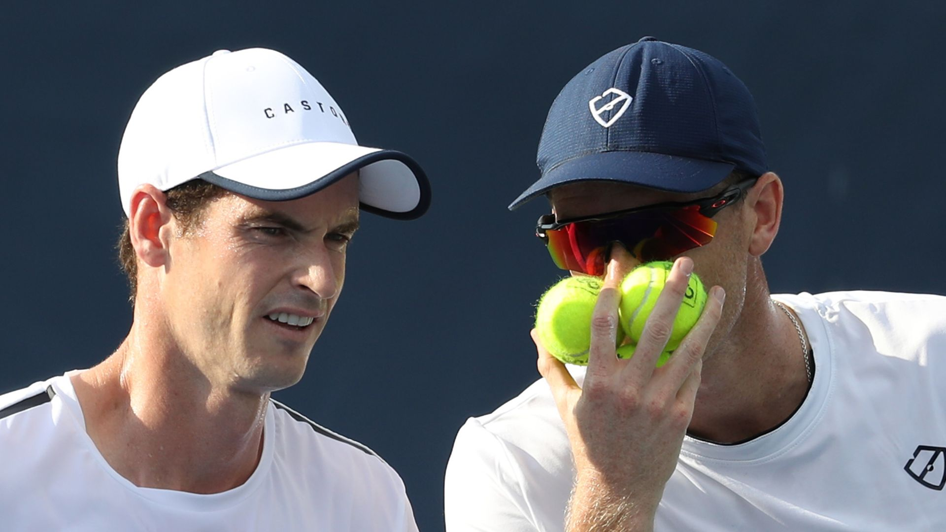 Murray brothers back on court in June for British battle
