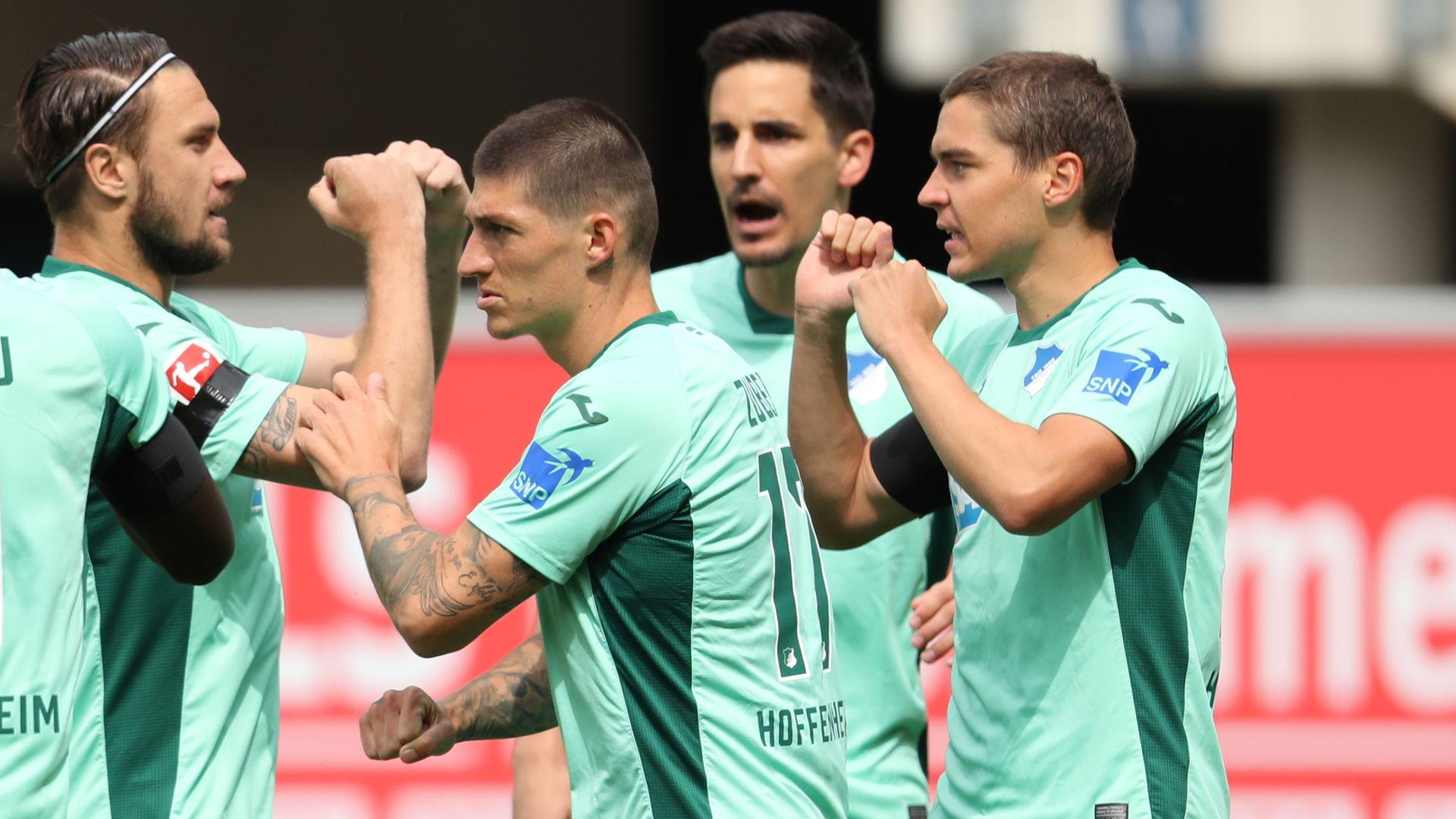 Bundesliga scores and fixtures