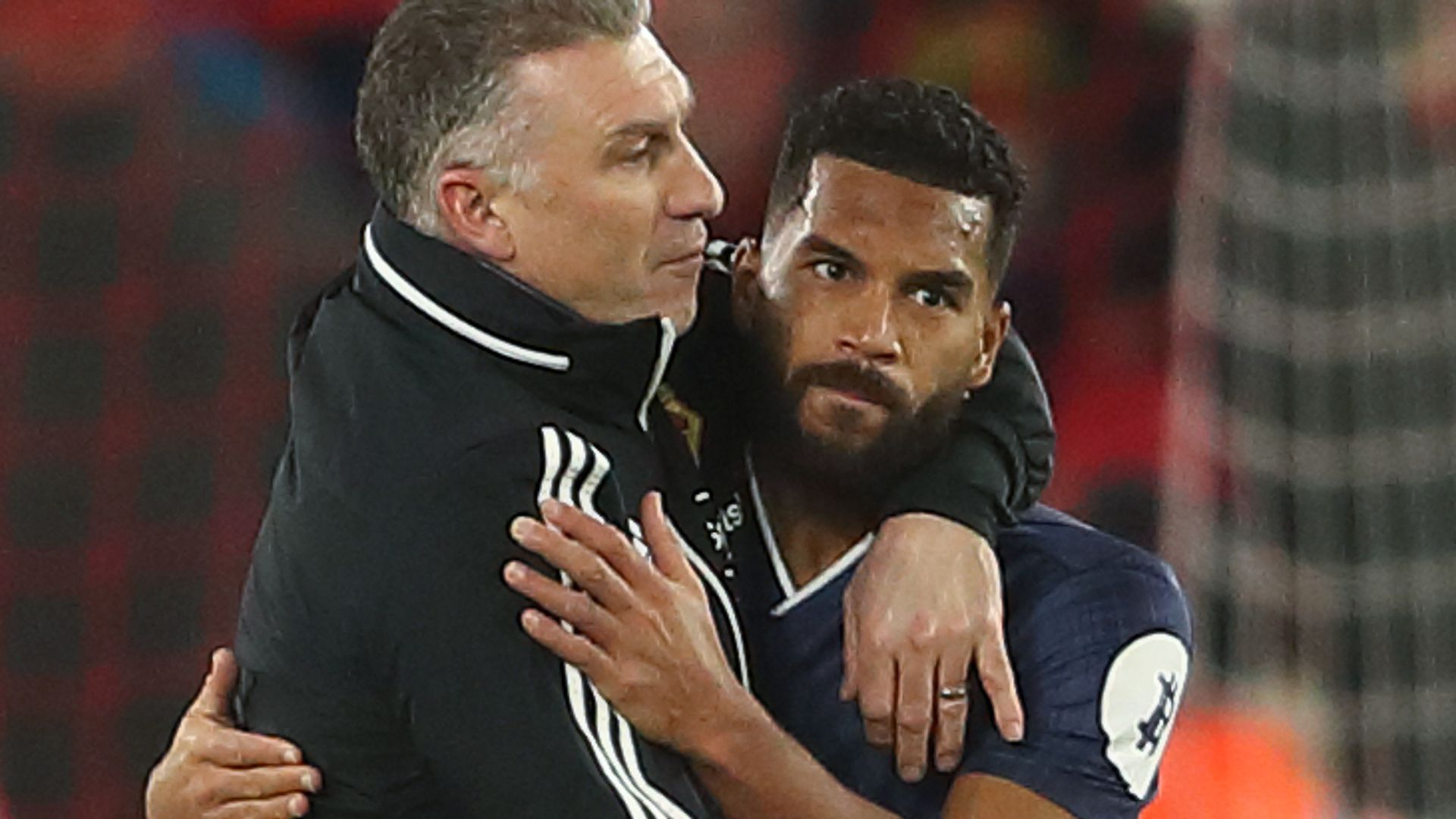Pearson: Mariappa feeling well after positive test