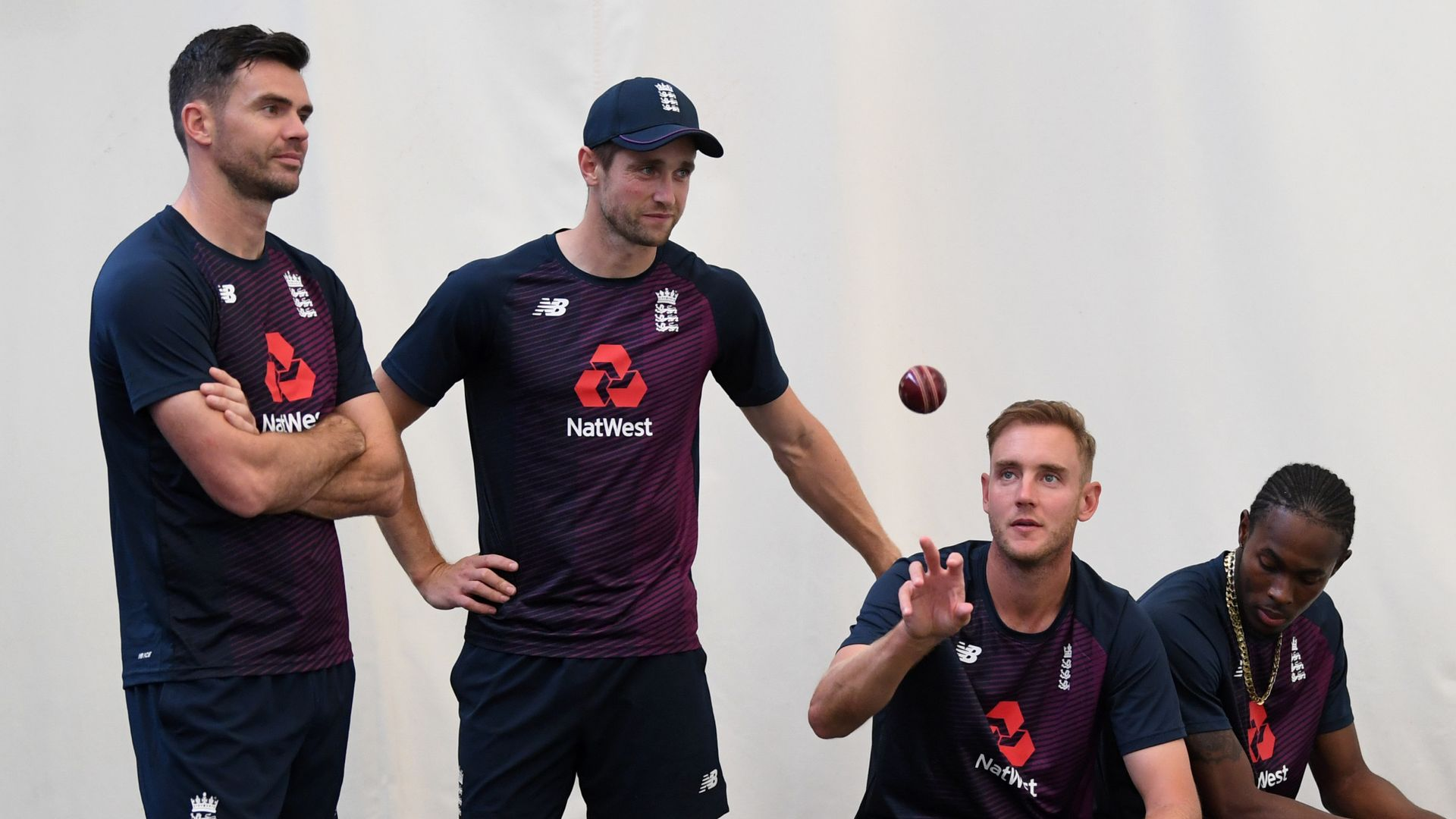 England bowlers to train from Monday