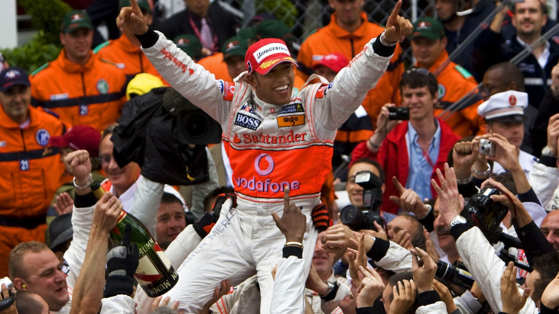 Lewis on Monaco, Max Watchalong: An epic week on Sky F1