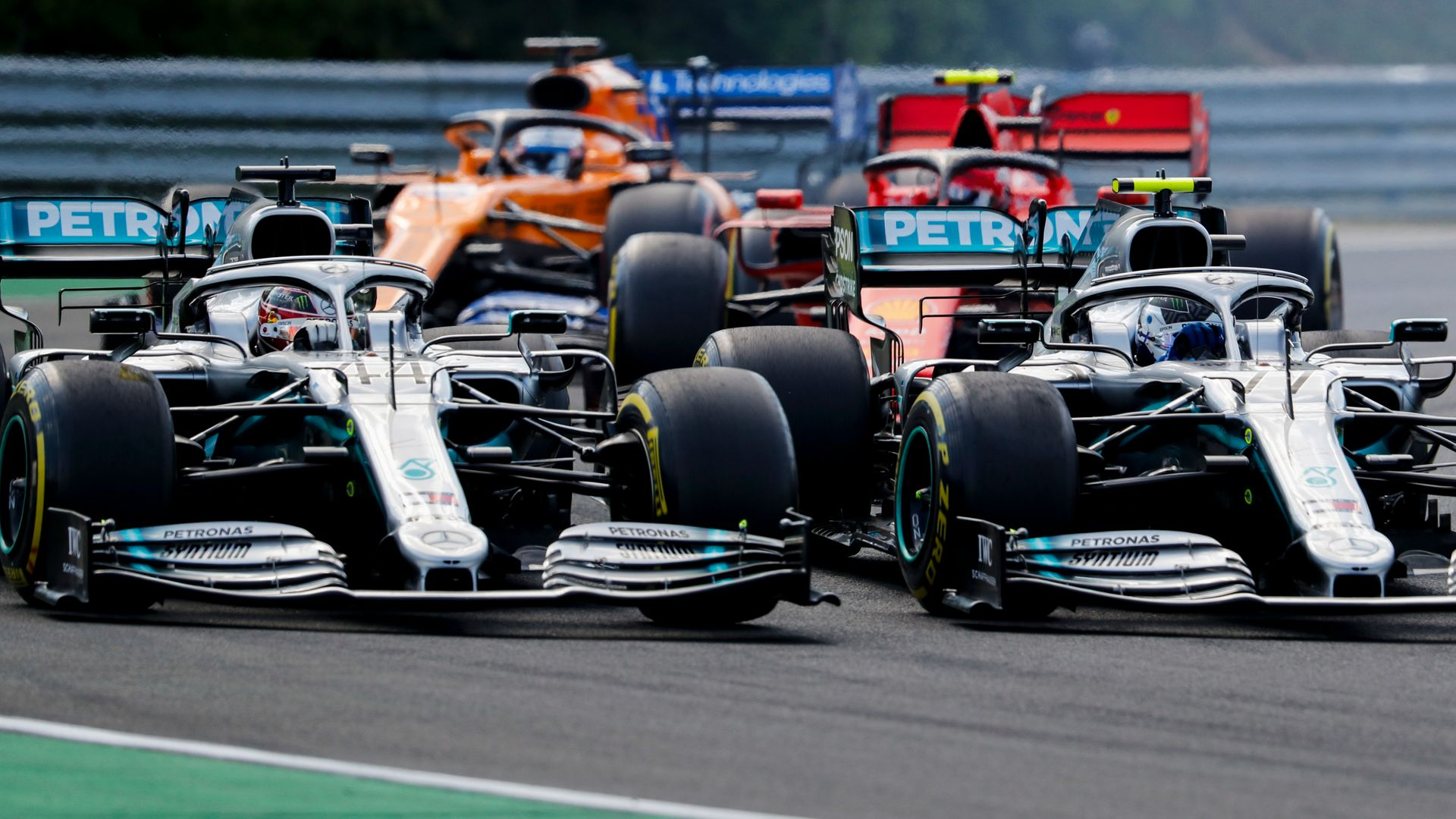F1's European race plans to become clearer