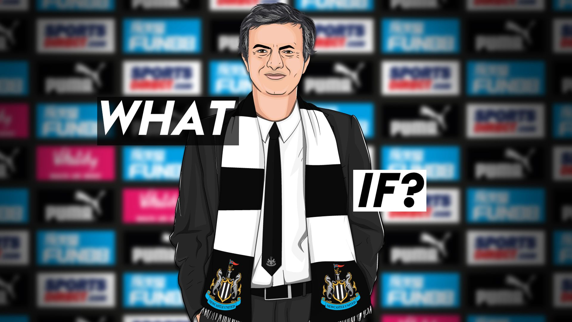What if Howard halted Porto & Jose joined Newcastle?