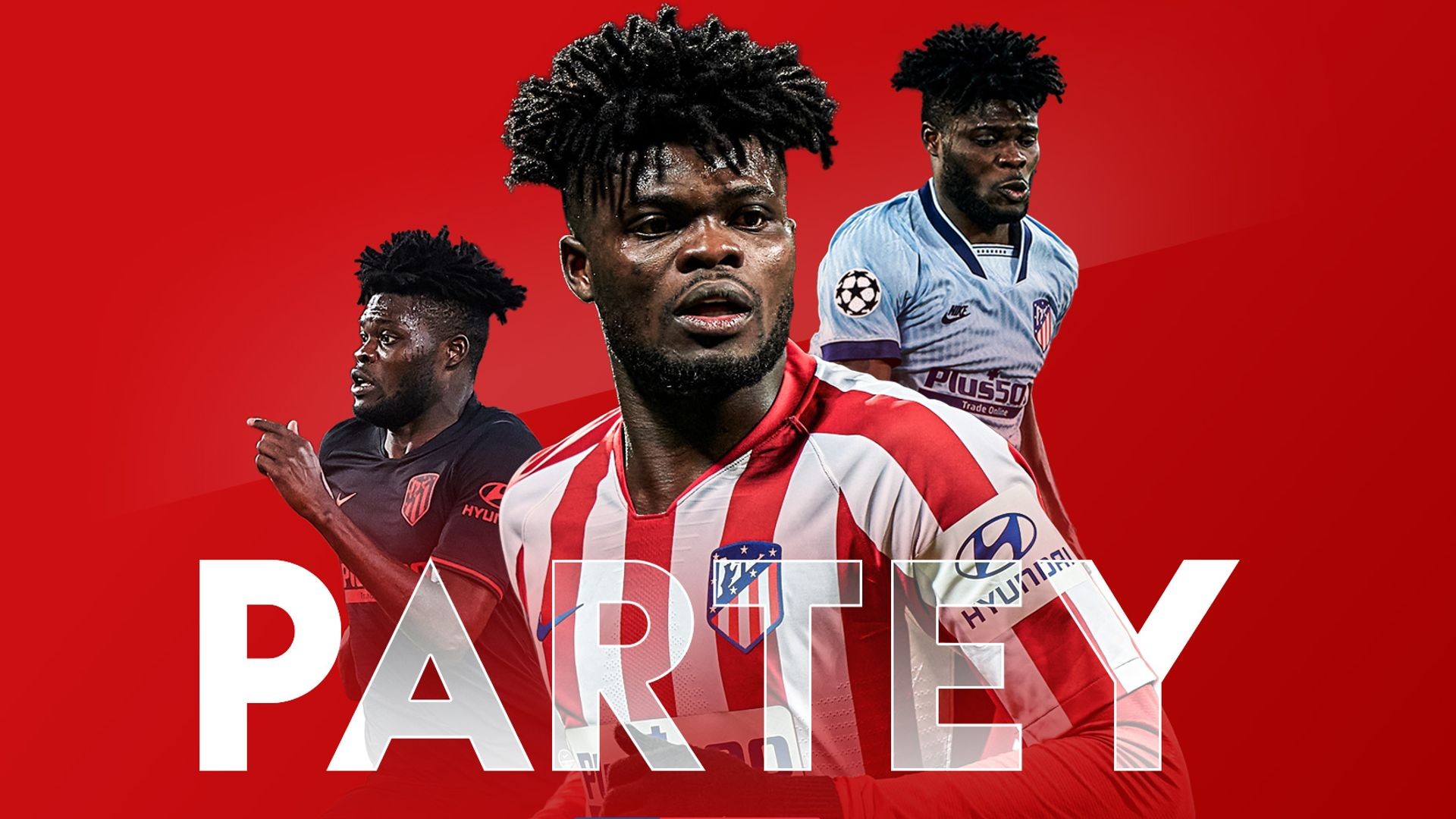 Partey: The Atletico Madrid man in demand