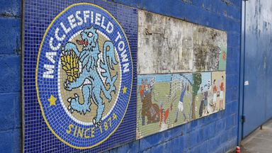 Macclesfield face relegation threat as EFL appeals