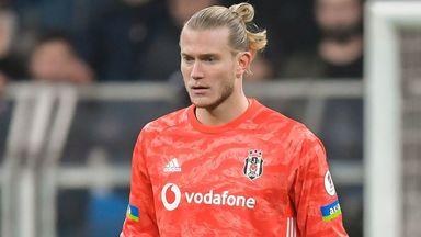 fifa live scores - Loris Karius: Liverpool goalkeeper terminates Besiktas loan