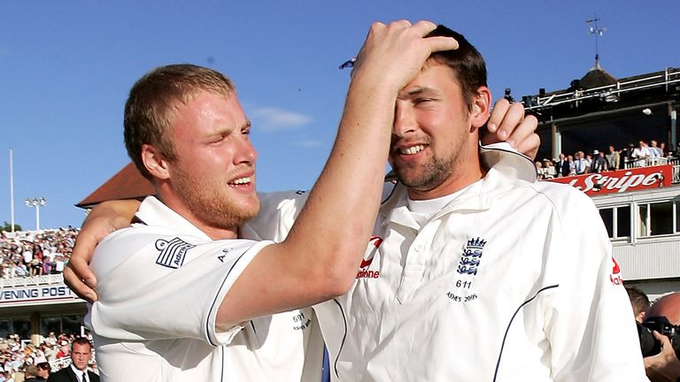 Andrew Flintoff and Steve Harmison realised their potential just in time for the 2005 Ashes