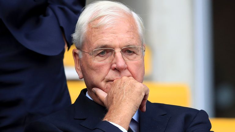 Arsenal chairman Sir Chips Keswick retires after 15 years on the board