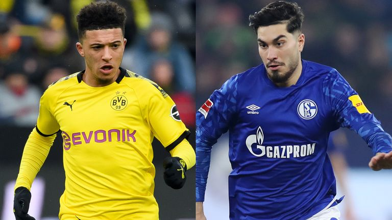Follow all the action from Borussia Dortmund vs Schalke live on skysports.com