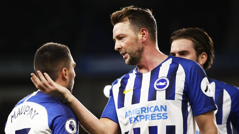Brighton have encouraged dialogue between the players and management