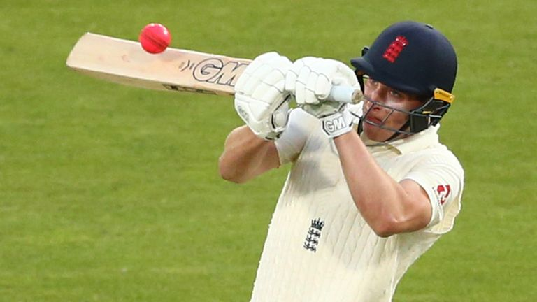 The batsman averaged just under 100 across all formats in Australia this winter