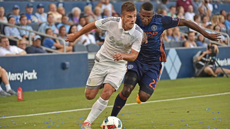 Marques' tip Diego Rubio was a success at Sporting Kansas City