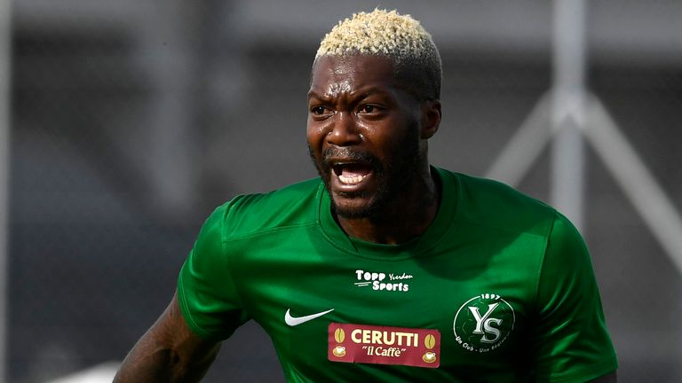 Cisse's last professional appearance came for Swiss third division side Yverdon in May 2018