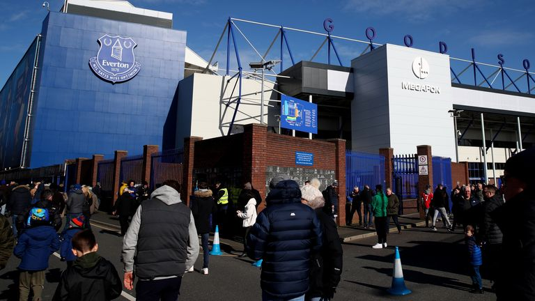 Everton vs Liverpool is one of the Premier League fixtures which may be played at a neutral ground