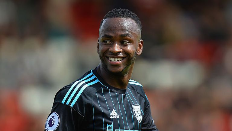 Berahino admits he still has a soft spot for West Brom