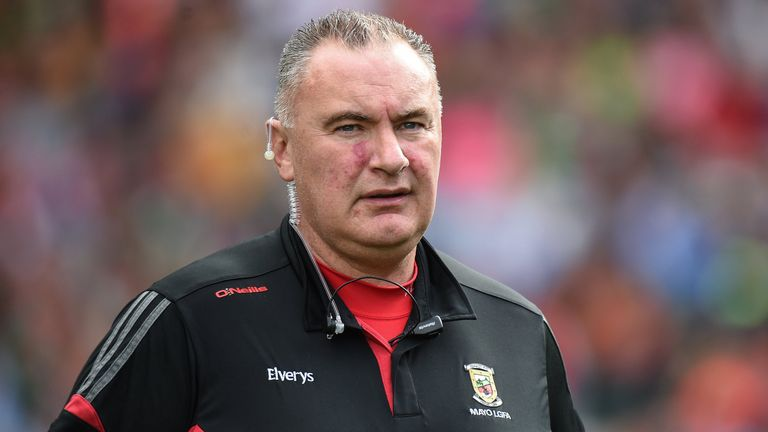 Browne brought Mayo to the All-Ireland final in 2017