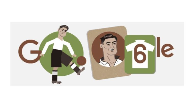 Google have created a unique celebration of Soo on their UK homepage