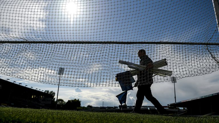 The GAA top brass have been underlining their ambition to bring club games back before intercounty action resumes