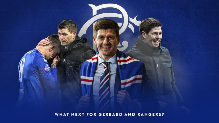 What next for Steven Gerrard after two years in the top job at Ibrox?