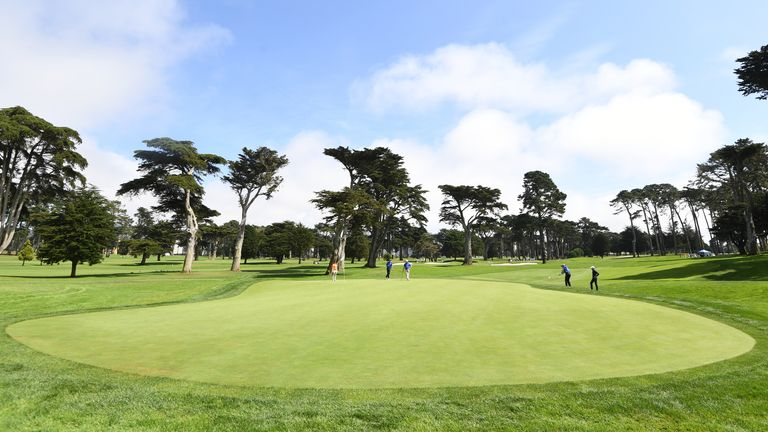 TPC Harding Park will be hosting a major for the first time, having previously held a PGA Tour event in 2015