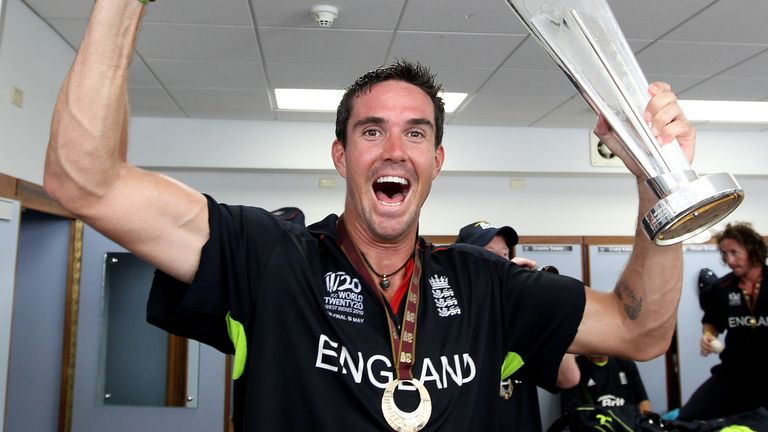 Kevin Pietersen's high-profile England career ended in 2013-14
