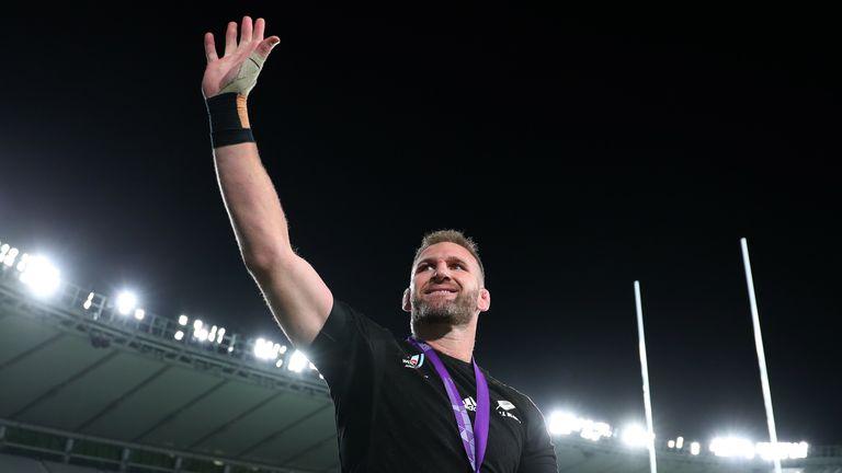 Sam Cane named as new All Blacks captain