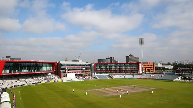 Emirates Old Trafford could host up to 24 days of international cricket this summer