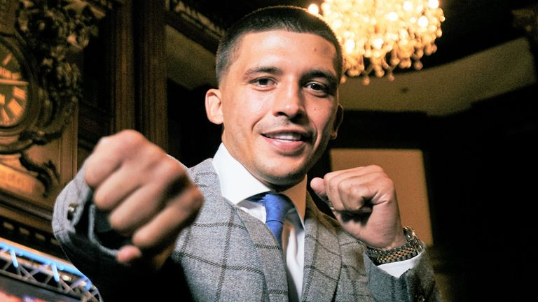 Lee Selby is a former IBF champion