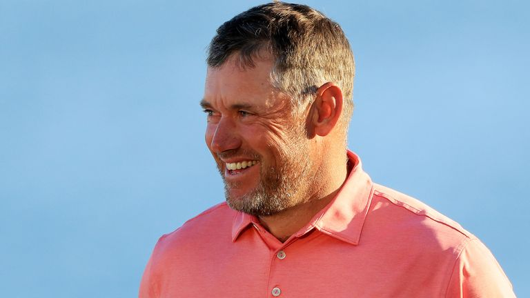 Lee Westwood will host the first event back - The British Masters in July