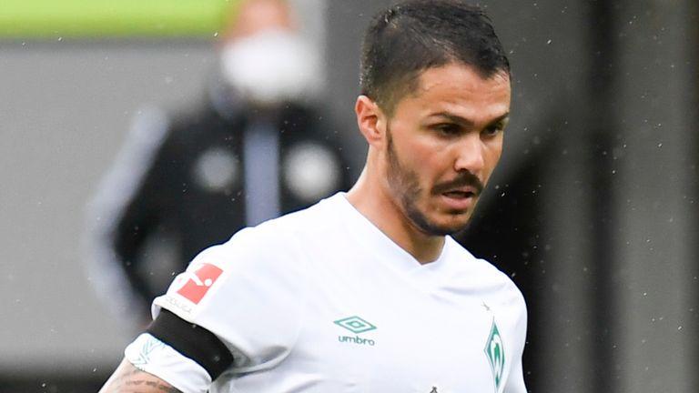 Leonardo Bittencourt scored a vital winner for Werder Bremen