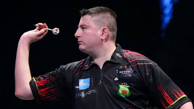 Nick Kenny is bidding to upset the odds in the Home Tour Play-Offs on Thursday night