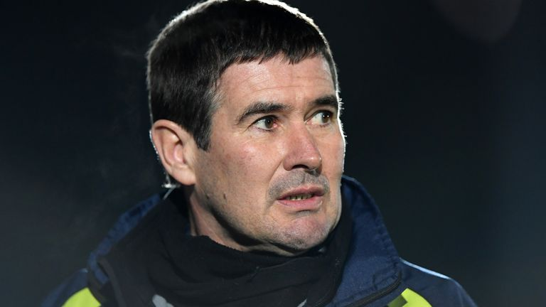 Buxton replaced Nigel Clough as Burton Boss in May