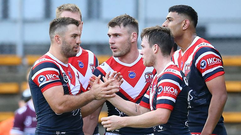 The Roosters are aiming to get off the mark after back-to-back defeats