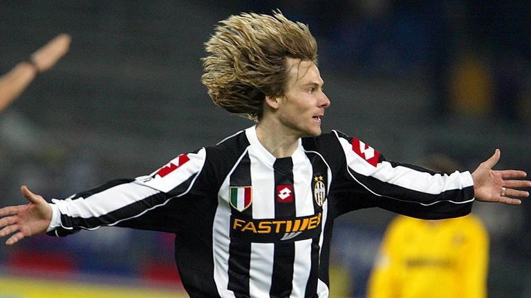 Pavel Nedved enjoyed an illustrious career and came tantalisingly close to winning the Champions League with Juventus