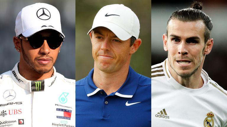 Lewis Hamilton named the richest United Kingdom athlete