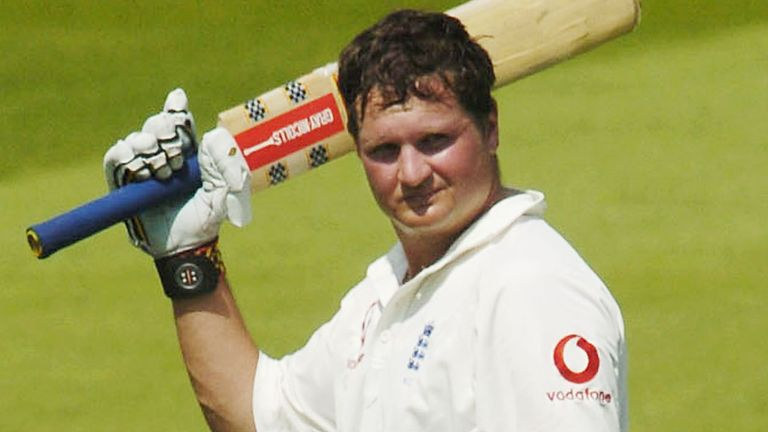 Key scored his maiden ton in his ninth Test for England