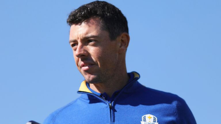I don't think this year's Ryder Cup will happen: McIlroy
