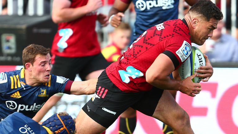New Zealand's Super Rugby teams would play each other home and away over 10 consecutive weeks