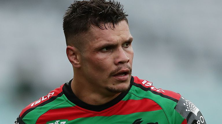 James Roberts hopes to play for Souths against the Roosters on May 29