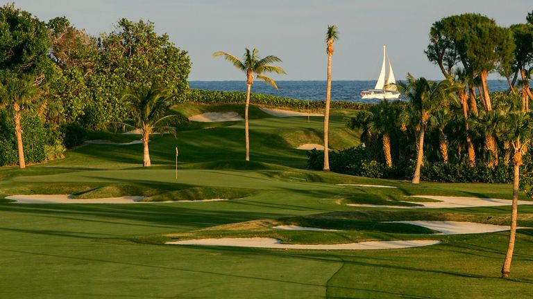 Seminole is one of the most exclusive courses in the US