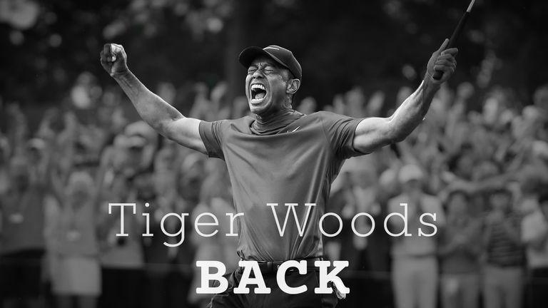 Tiger Woods film headlines new Sky Documentaries channel ...
