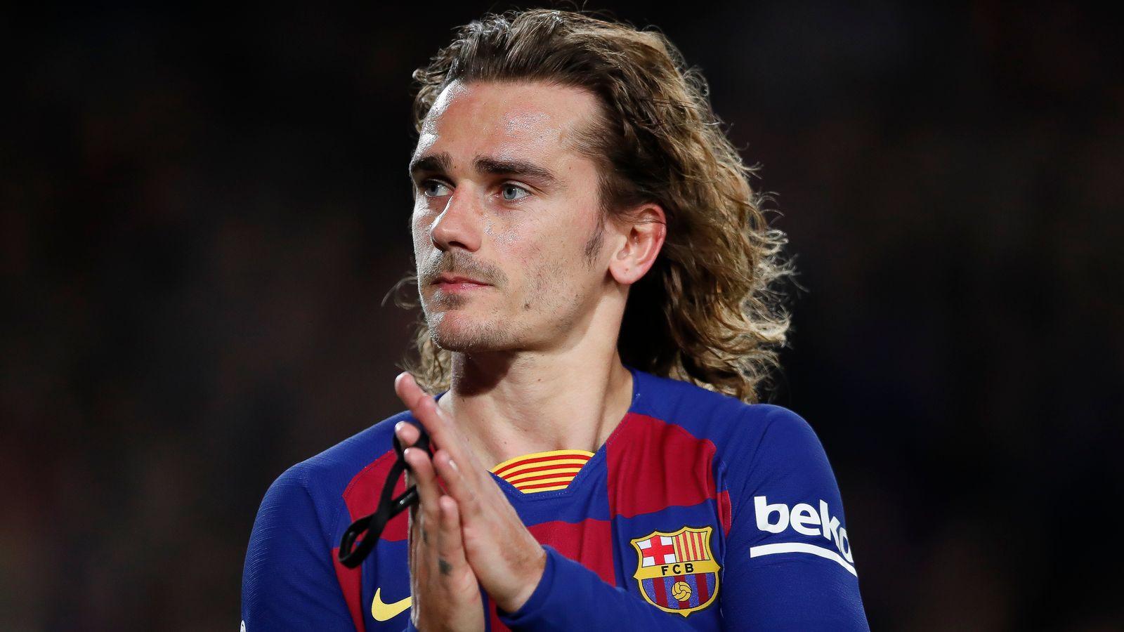 Antoine Griezmann: Barcelona trophies first, then MLS move